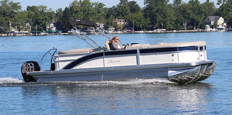 Bud S Marine Is Pontoonland Ohio S Largest Selection Of