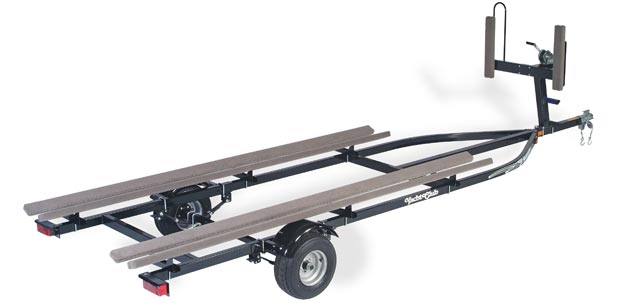 Yacht Club P2023 Pontoon Trailer